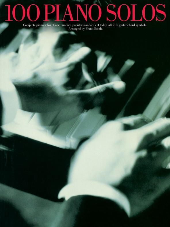 100 Piano Solos Songbook