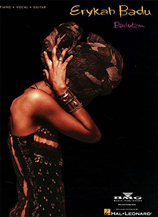 Erykah Badu «Baduizm» Songbook Sheet Music Free
