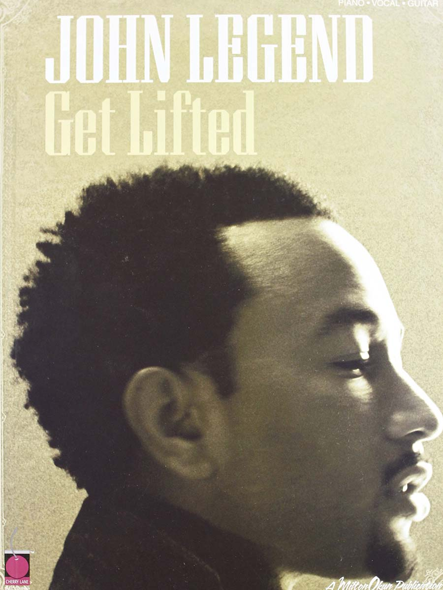 John Legend «Get Lifted» Songbook
