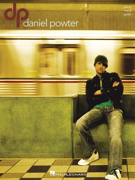 Daniel Powter Songbook Piano Sheet Music