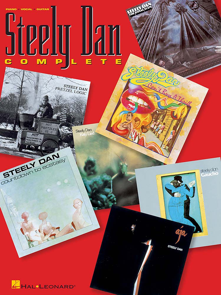 Steely Dan «Complete» Songbook Sheet Music
