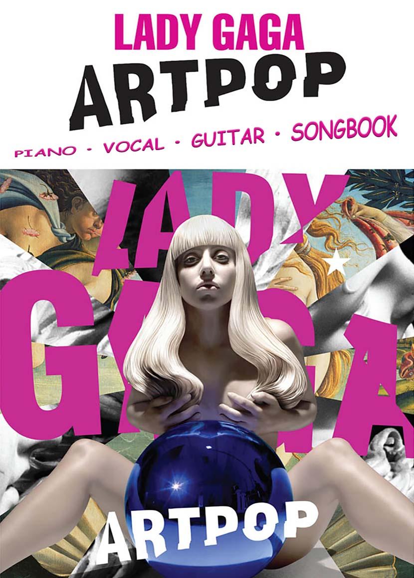 Lady Gaga Artpop Songbook